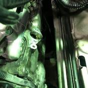レガシー オイル漏れ修理